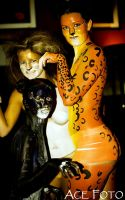 look--I'm a kitty cat. by Svectacular