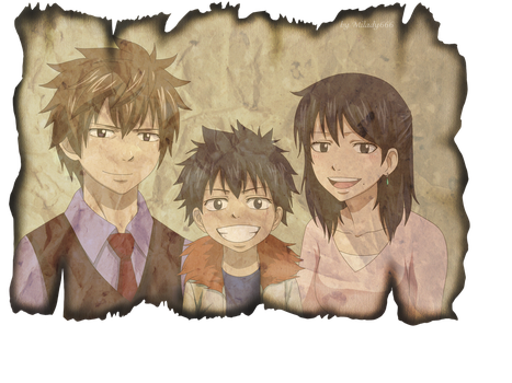Fullbuster's family by Milady666