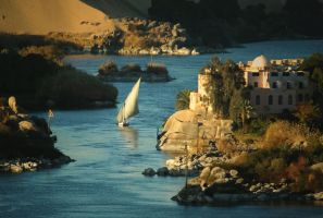 Aswan memories by Yousry-Aref