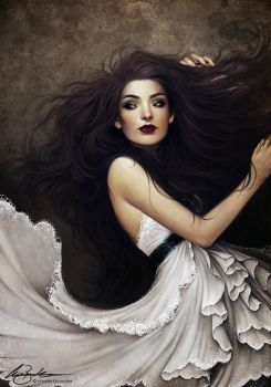 g r a v i t y by Charlie-Bowater