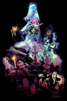 ghoulish delights by BrianKesinger
