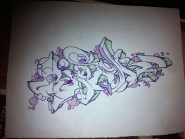 New sketch... by THISISAPES