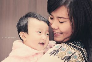 Mommy and Chacha by wociaocandy