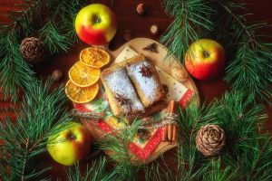 From the series Christmas dessert by Daykiney