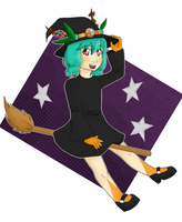 Witch Weed by Ferchase