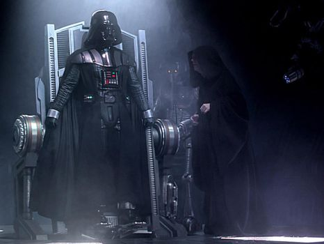 Birth of Lord Vader by RikuFan10