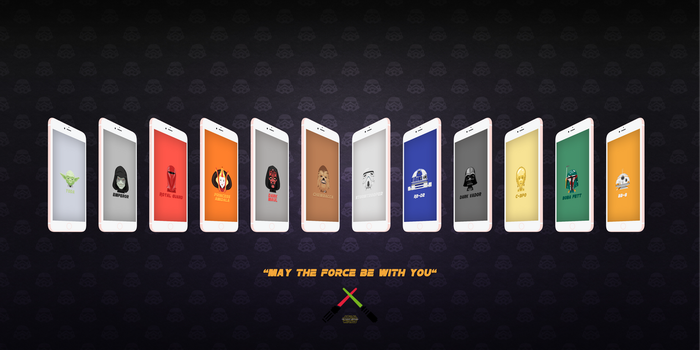 Star Wars   The Force Awakens (Version iPhone) by GrimlocK38