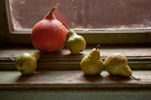 Pear composition by szorny-stock