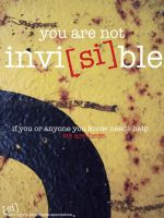 Self Injury Awareness Poster 4 by marigoldwithersaway