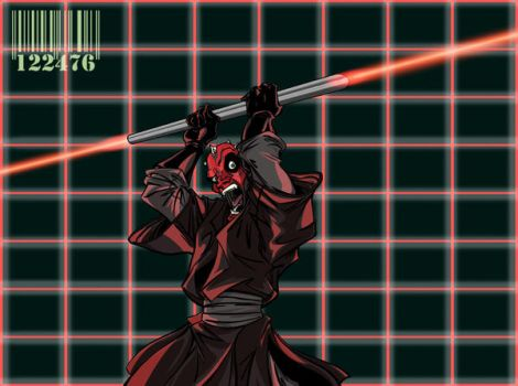 132 SITH LORD by 122476