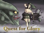 Quest for Glory Fanart by sampleguy
