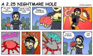 the lunatic strikes again by nevershop