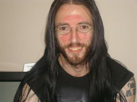 Me with my hair down by thecount692003