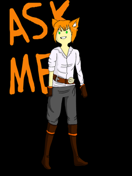 Ask Me! Puss In Boots by Ask-PussInBoots