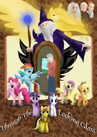 Through the Looking Glass by Electuroo