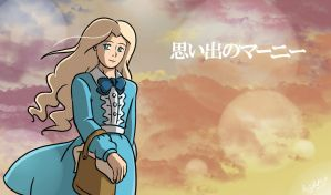 Omoide no Marnie - When Marnie was Here by AngelMJ