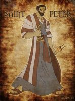 Simon-Peter by spicemaster