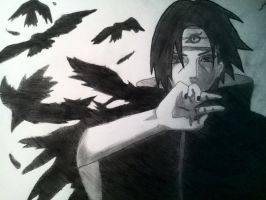 Itachi's Mystery (Inspired) by AfraidOfSun