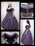 CW Ball Gown 2008 by RubyOfTrinity