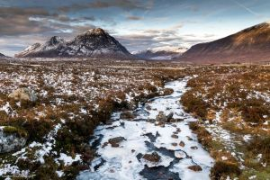 The Highlands Swelling Blue by LordLJCornellPhotos