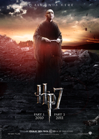 Deathly Hallows Poster 2 by hobo95