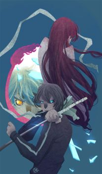 Noragami by TheQueenSerena