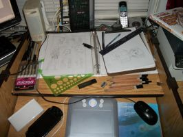 workstation 1 by Animequeen111