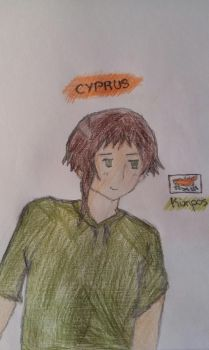 [APH] Cyprus by Sophiechan6