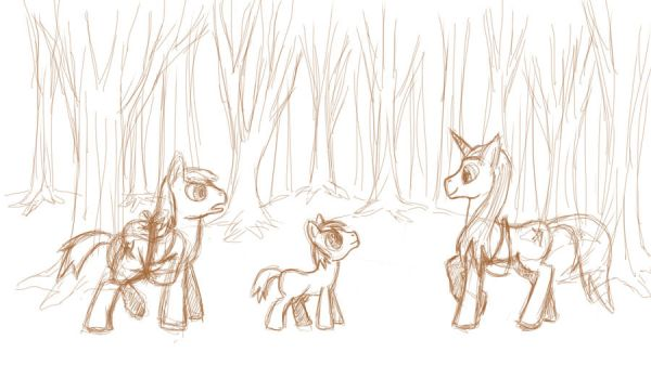 A fortunate encounter by tauts05