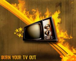 Burn Your Tv Out by Lectronic
