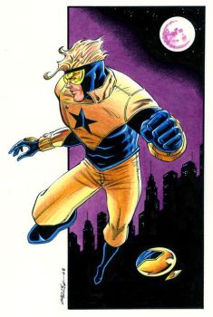 Booster Gold by 93Cobra