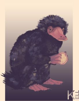 The niffler by Ell281