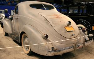 1938 Studebaker Coupe 08 by Alfonzz