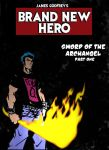 Sword of the Archangel: Cover by JamesRiot