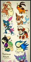 Pokemon Point adopts :closed:
