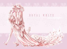 Royal White by elentarihikari