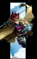Harvey T. : Gambit colored by Tatong