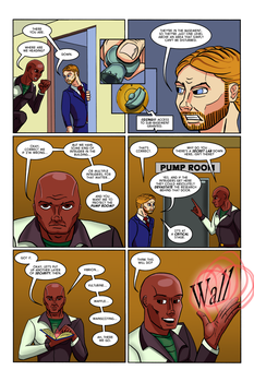The Ripper Effect: Issue No. 2, Page 12 by EvilFishmonger