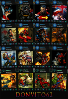 Comics Walls For Nokia by donvito62