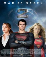 Man of Steel 2 Poster by Rated-R4-Ryan
