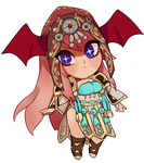 chibi Oracle by Kshatriyah