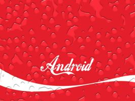 Android Cola 640x480 by cjfish