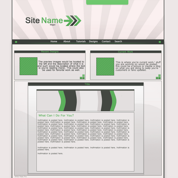 Aral Web Design by White--Paws