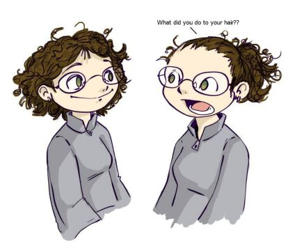 What did you do to your hair by basalt