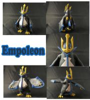 Weekly Sculpture: Empoleon