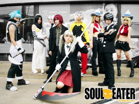 Soul Eater by bananaleaf27