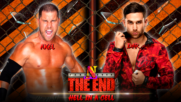 Hell in a Cell (NCWF Takeover: The END) by AlphaWWE