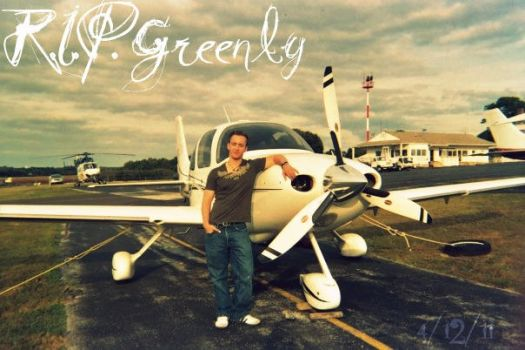 R.I.P. Bryan Greenly by BreatheDeeply