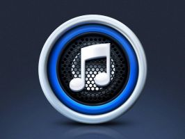 iTunes icon by skorky