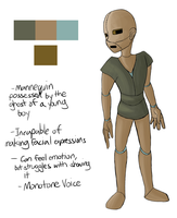 Mannequin Boy Character Ref by SM3LTER